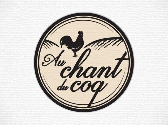 logo Au chant du coq