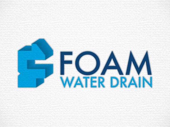 Logo Foam water