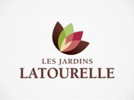Logo Jardins Latourelle