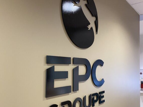 EPC logo 3D
